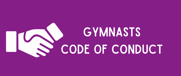 Gymnasts Code of Conduct
