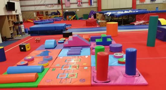 New Softplay for Playgym