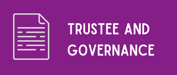 Trustee and Governance