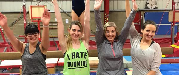 Hen Parties at Salto Gymnastics Club